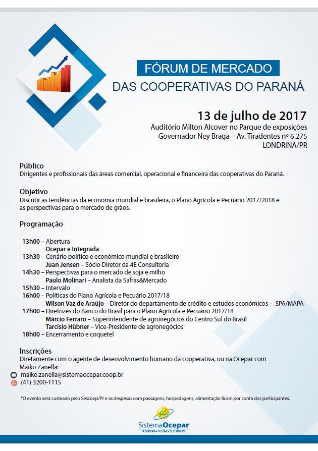 FÓRUM  Evento em Londrina vai discutir tendências da economia 012440483434a