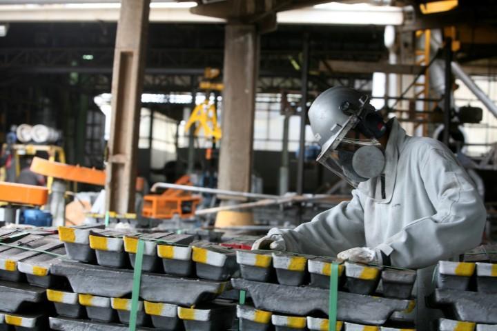 Resultado de imagem para Produção industrial