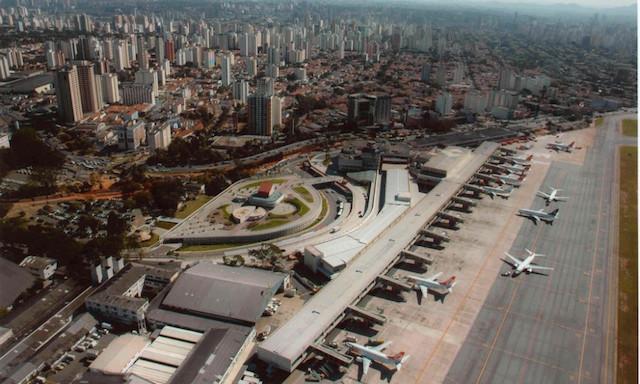 Governo planeja leiloar Congonhas e outros 12 aeroportos